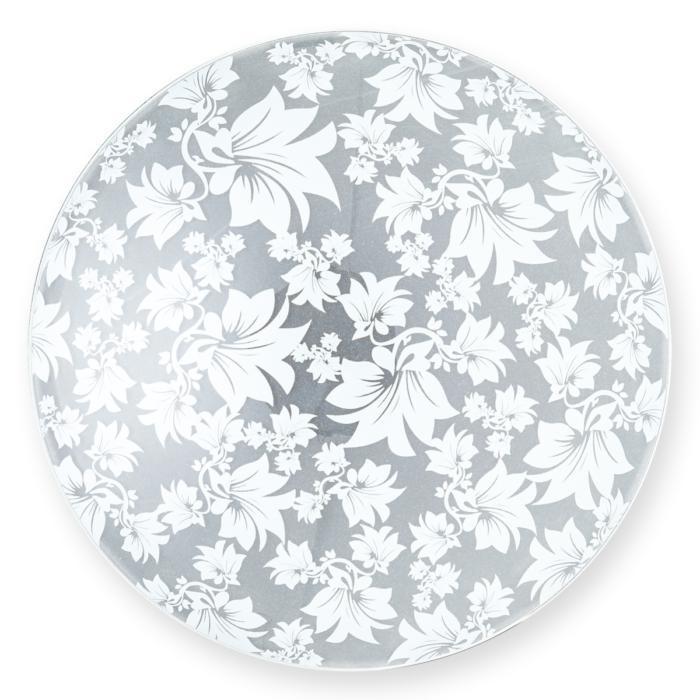 Настенно-потолочный светильник Toplight TL9061Y-02WH, серый металлик toplight настенно потолочный светильник toplight osd tl9232y 02wh