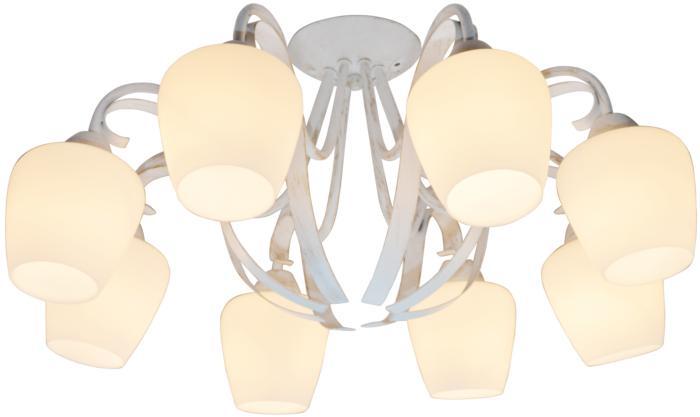 лучшая цена Потолочный светильник Toplight TL1133-8D, золотой