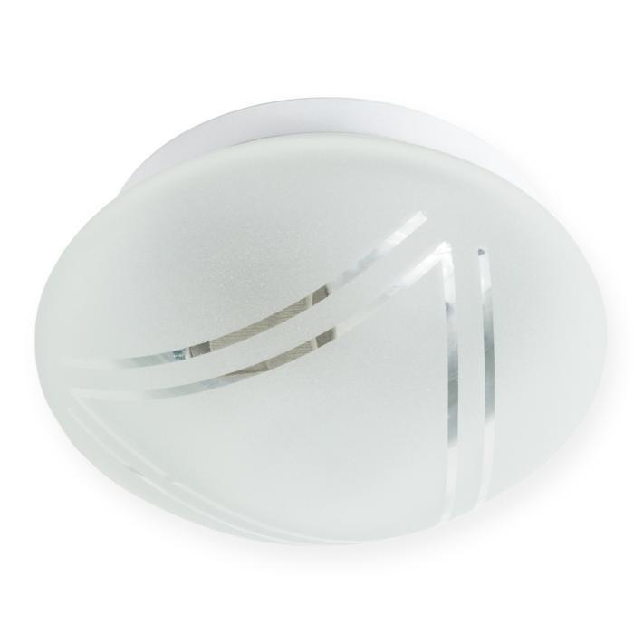 Настенно-потолочный светильник Toplight TL9451Y-01WH, серый металлик toplight tl9070y 01pn