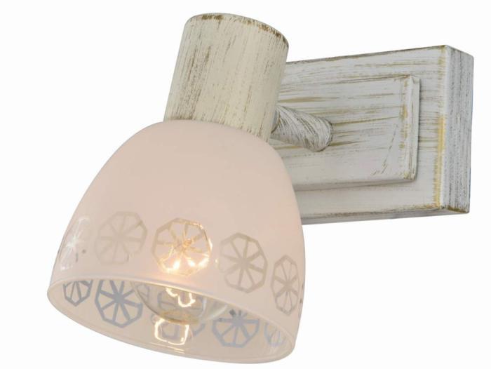 Настенно-потолочный светильник Toplight TL3740Y-01WG, золотой toplight настенный спот toplight shona tl3740y 04wg