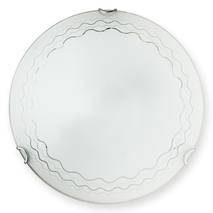 Настенно-потолочный светильник Toplight TL9133Y-03WH, серый металлик toplight настенно потолочный светильник toplight primrose tl9062y 03wh