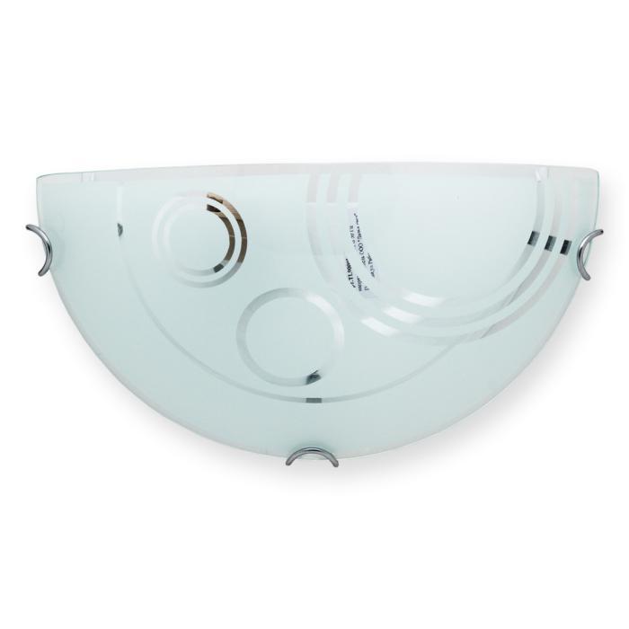 Настенно-потолочный светильник Toplight TL9000Y-01WH, E27, 60 Вт настенный светильник toplight margaret tl9000y 01wh