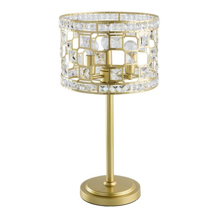 Настольный светильник Mw Light 121031703, золотой все цены