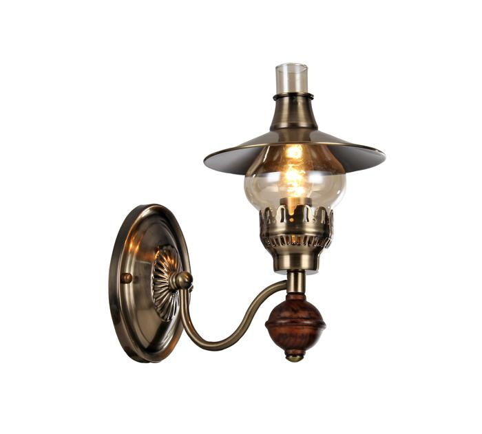 Бра Arte Lamp A5664AP-1AB, E14, 60 Вт