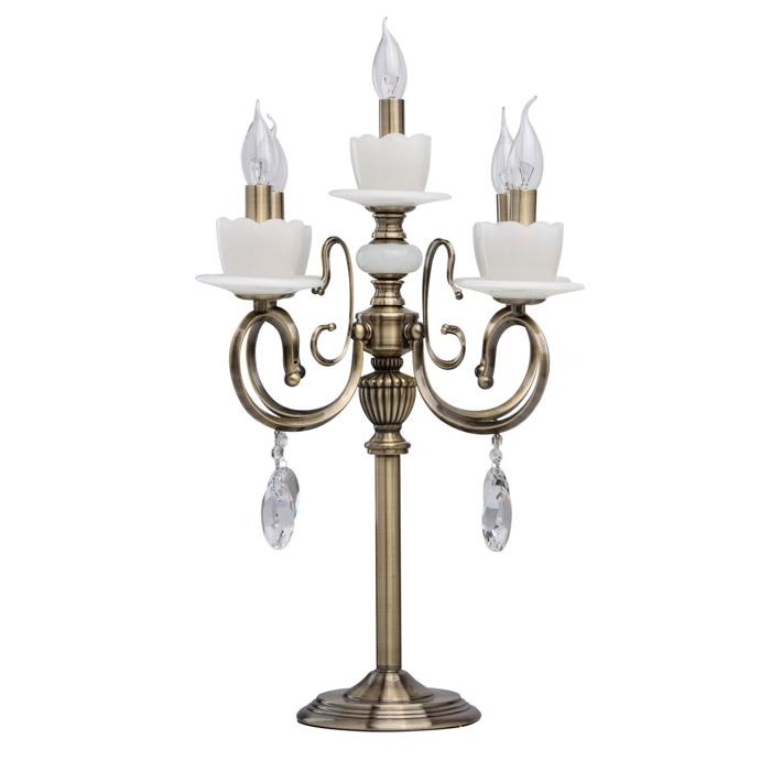 Настольный светильник Mw Light 683030605, бронза все цены
