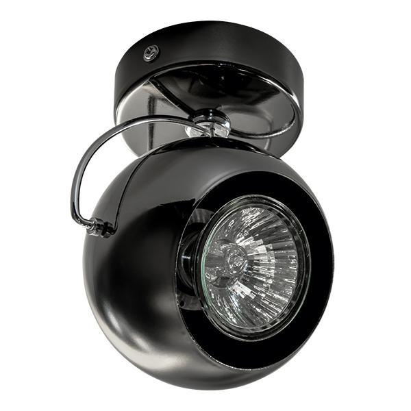 Настенно-потолочный светильник Lightstar 110588, черный цены