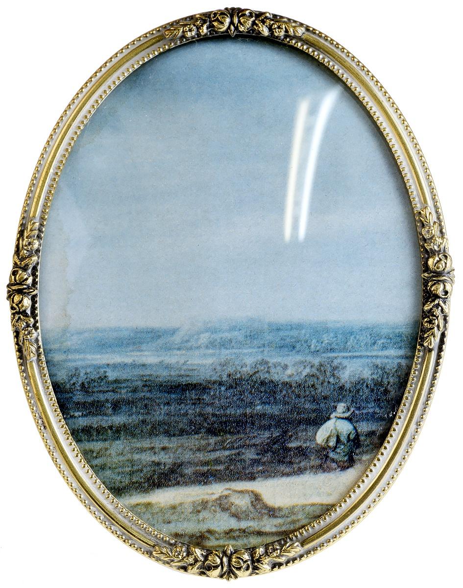 Рамка для фото Металл стекло. Западная Европа первая половина 20 века цена