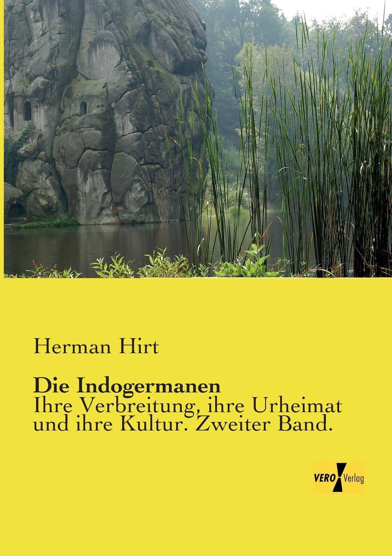 Herman Hirt. Die Indogermanen