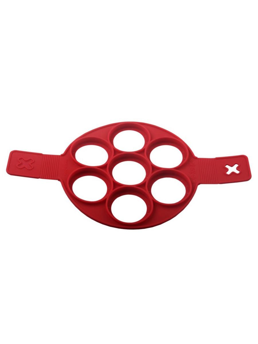 Форма для яичницы L.A.G. 113021, красный