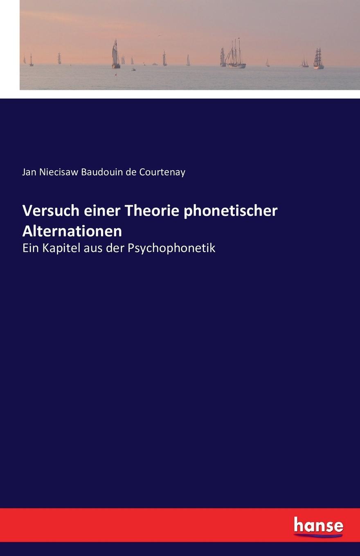 Jan Niecisaw Baudouin de Courtenay Versuch einer Theorie phonetischer Alternationen jan hoppe fouriertransformation und ortsfrequenzfilterung protokoll zum versuch