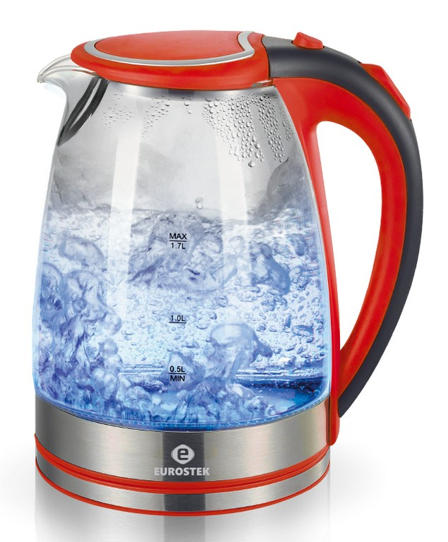 лучшая цена Электрический чайник Eurostek EEK-3021