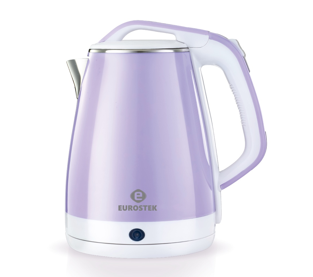 лучшая цена Электрический чайник Eurostek EEK-GL01V