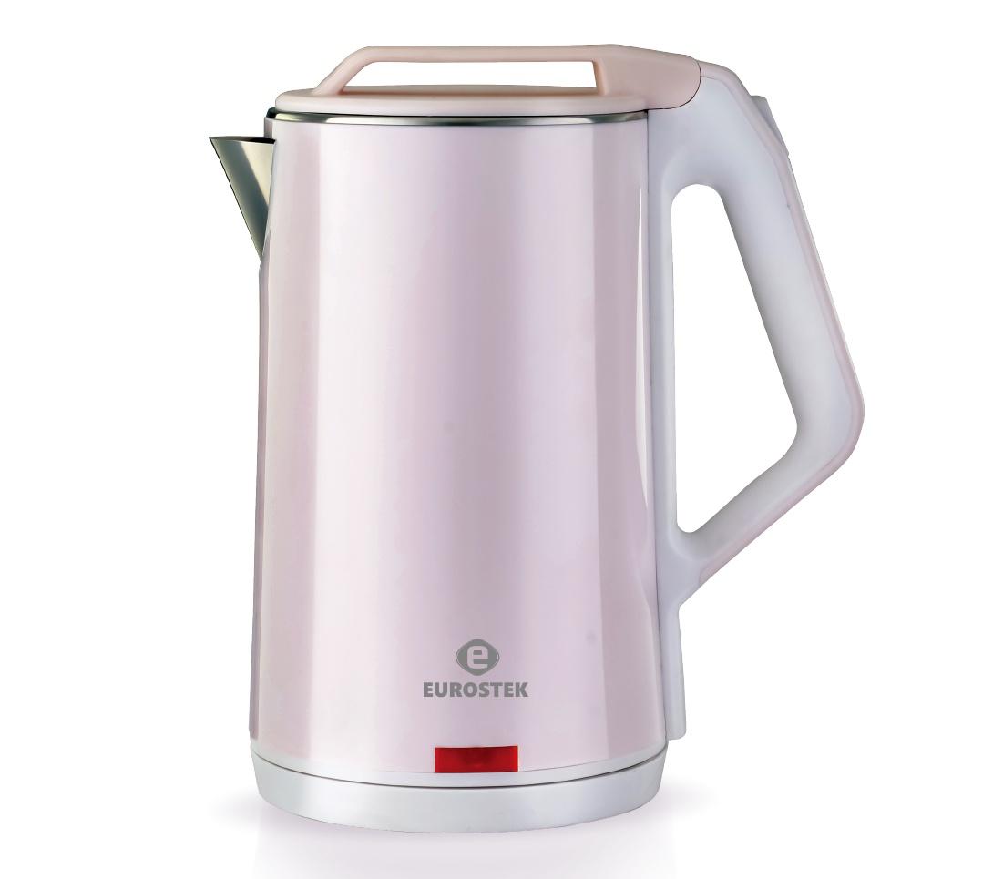лучшая цена Электрический чайник Eurostek EEK-GL02P