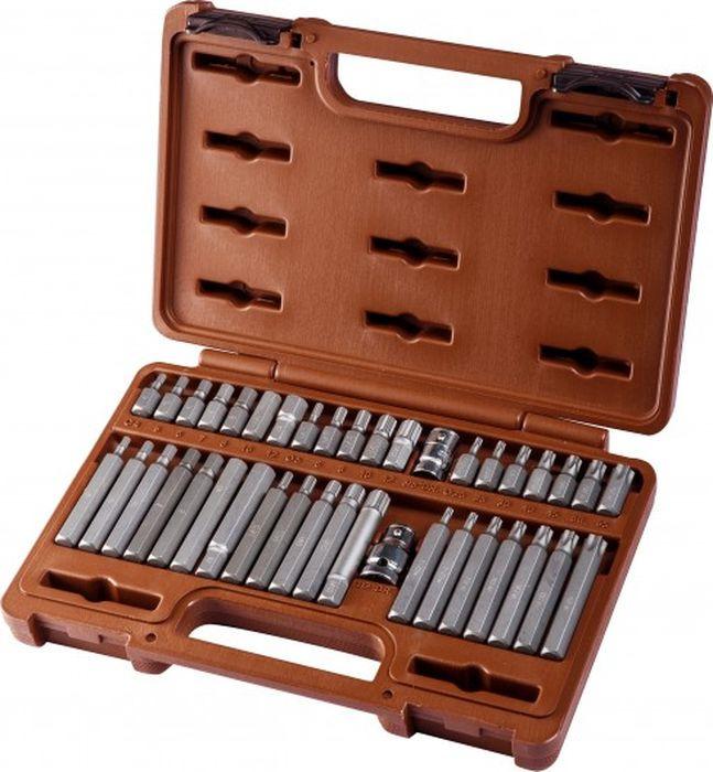 Набор бит для инструмента Ombra 3/8, 1/2DR, 953240, 40 предметов набор инструмента ombra универсальный 1 4dr 57 предметов