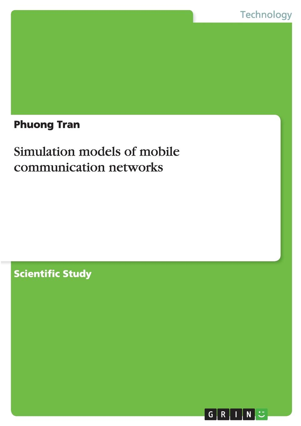 Phuong Tran Simulation models of mobile communication networks malicious behavior in mobile adhoc networks