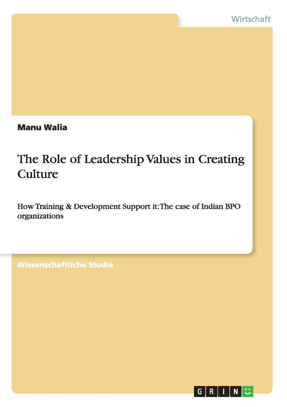 Фото - Manu Walia The Role of Leadership Values in Creating Culture piya das and subhrabaran das competitiveness and role of research and development