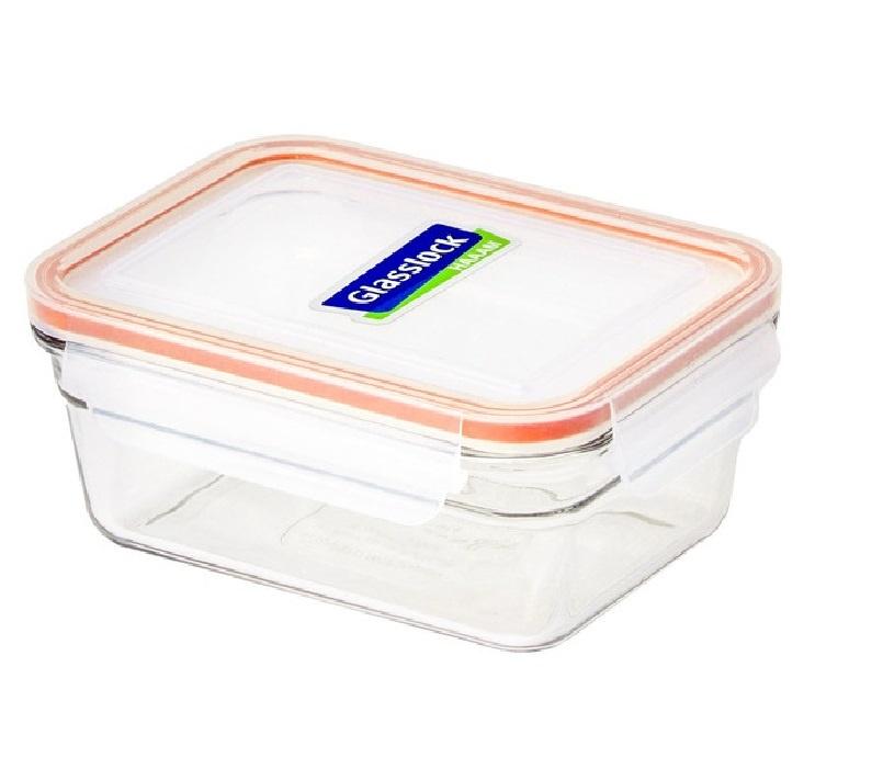 Контейнер пищевой Glasslock OCRT-173, прозрачный контейнер прямоугольный 1 73 л glasslock ocrt 173a