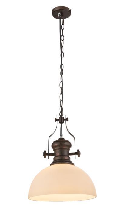 Подвесной светильник Globo New 15278, коричневый светильник подвесной