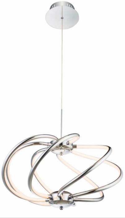 Подвесной светильник Globo New 67823-40H, серый металлик андрей белый андрей белый петербург