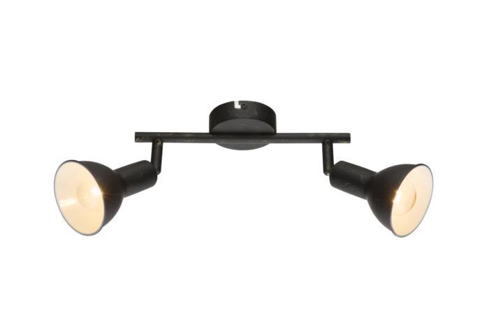 Настенно-потолочный светильник Globo New 54649-2, серый спот globo namus 54649 2