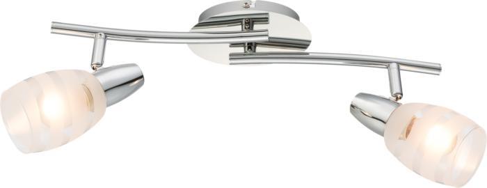 Настенно-потолочный светильник Globo 54985-2, E14, 40 Вт цена