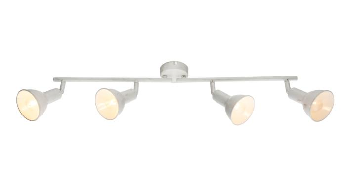 Настенно-потолочный светильник Globo 54648-4, E14, 160 Вт спот globo caldera 54648 4