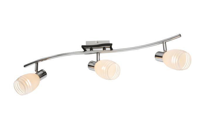 лучшая цена Настенно-потолочный светильник Globo 541010-3, E14, 40 Вт