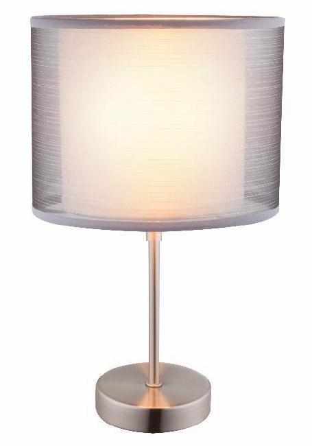Настольный светильник Globo 15190T1, E27, 60 Вт
