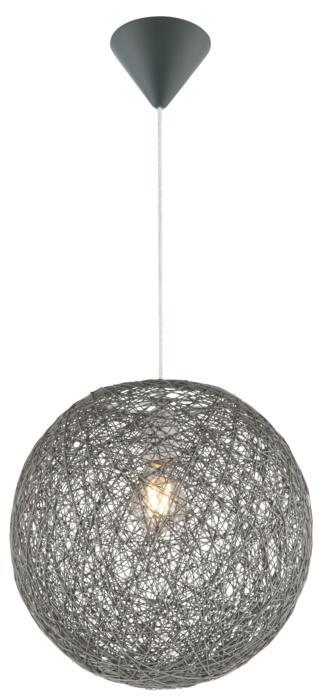 Подвесной светильник Globo New 15252G, серый подвесной светильник 104063 marksojd