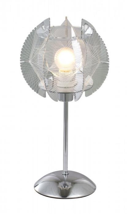 купить Настольный светильник Настольный светильник 21827, E14, 40 Вт по цене 4160 рублей