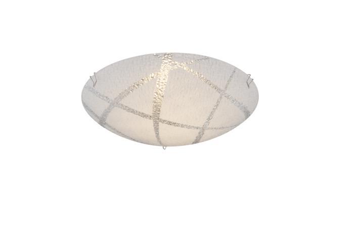 Настенно-потолочный светильник Globo New 48266-8, серый металлик недорго, оригинальная цена