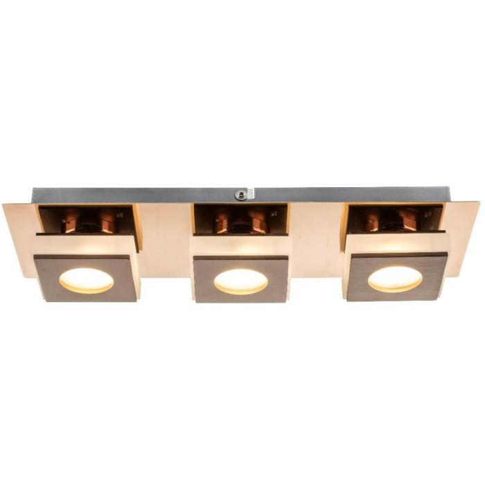 Настенный светильник Globo 49403-3, LED, 5 Вт elektrostandart 8372 8372 techno черный