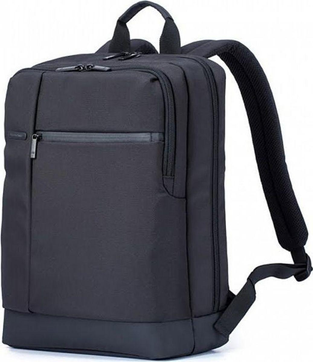 Чехол для ноутбука Xiaomi Рюкзак для ноутбука Mi Classik Business Backpack black, JDSW01RM Black рюкзак xiaomi mi mini backpack 10l light blue
