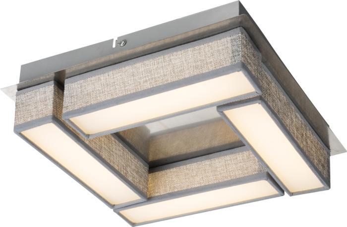 лучшая цена Потолочный светильник Globo New 15185-12D, серебристый