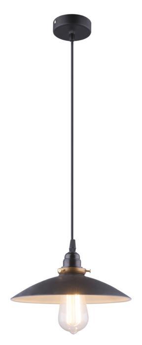 Подвесной светильник Globo New 15026B, черный светильник подвесной