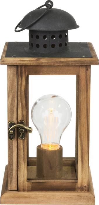 Настольный светильник Globo New 28189, коричневый лампа настольная globo fanal i 28193 16