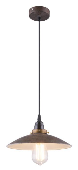 Подвесной светильник Globo New 15026RU, коричневый светильник подвесной