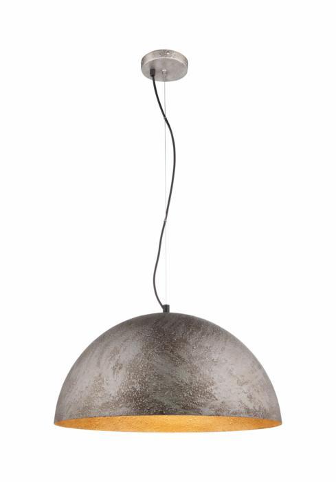 Подвесной светильник Globo New 15017R, золотой светильник подвесной