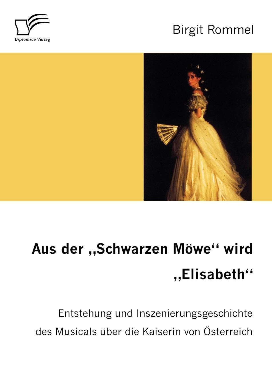 Birgit Rommel Aus der Schwarzen Mowe wird Elisabeth backstageführung anastasia – das broadway musical