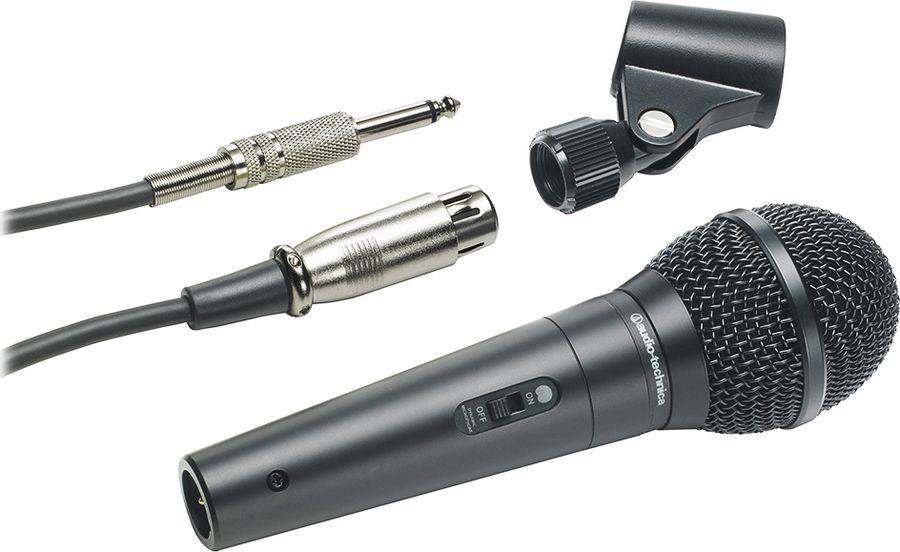 Микрофон Audio-Technica ATR1300, черный