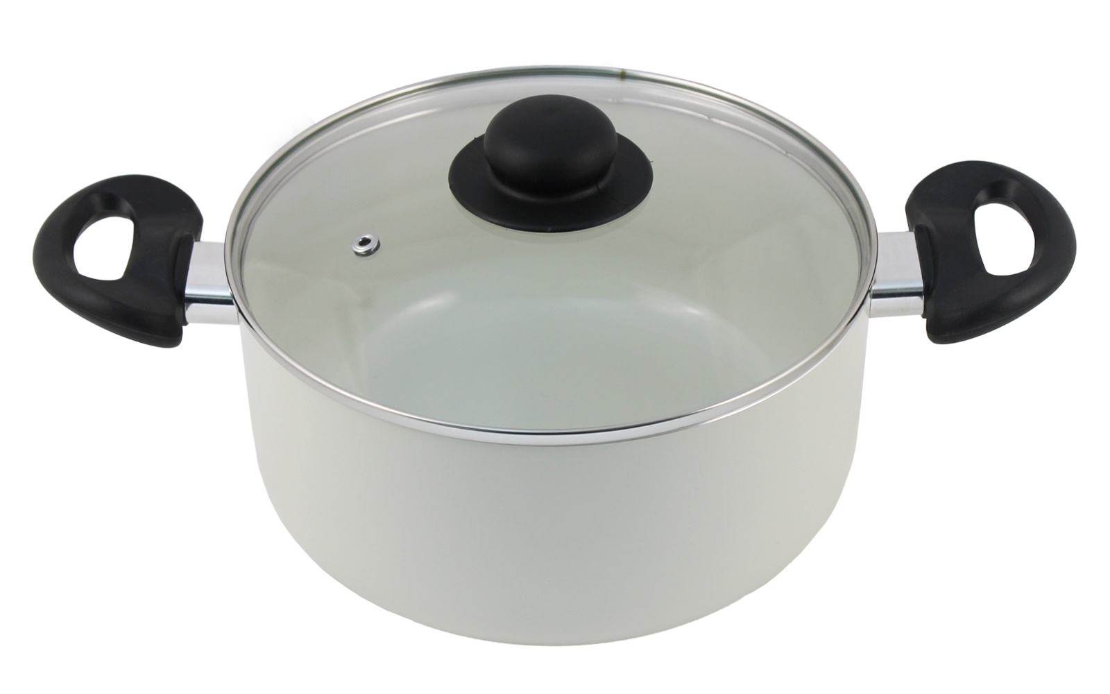 Кастрюля NaturePan с крышкой Eco-Line 22см, 4л 4 л элит посуда кастрюля bk 1104 2 4л