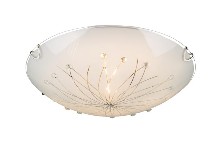 Настенно-потолочный светильник Globo 40402-2, E27, 60 Вт