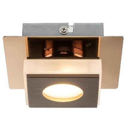 Потолочный светильник Globo 49403-1, LED, 5 Вт потолочный светодиодный светильник globo 49403 1
