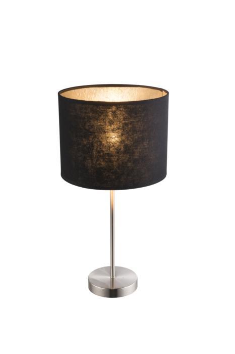 Настольный светильник Globo New 15288T1, серебристый настольная лампа globo amy ii 15189t