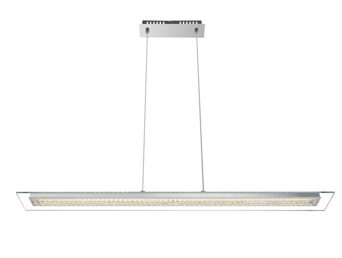 Подвесной светильник Globo 67082-18, LED, 18 Вт подвесной светильник globo new 49350d1 led 28 вт