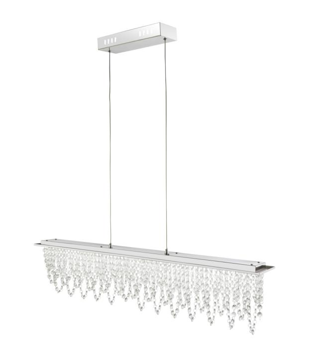 Подвесной светильник Globo New 68405-24H, серый металлик cm600ha 24h module