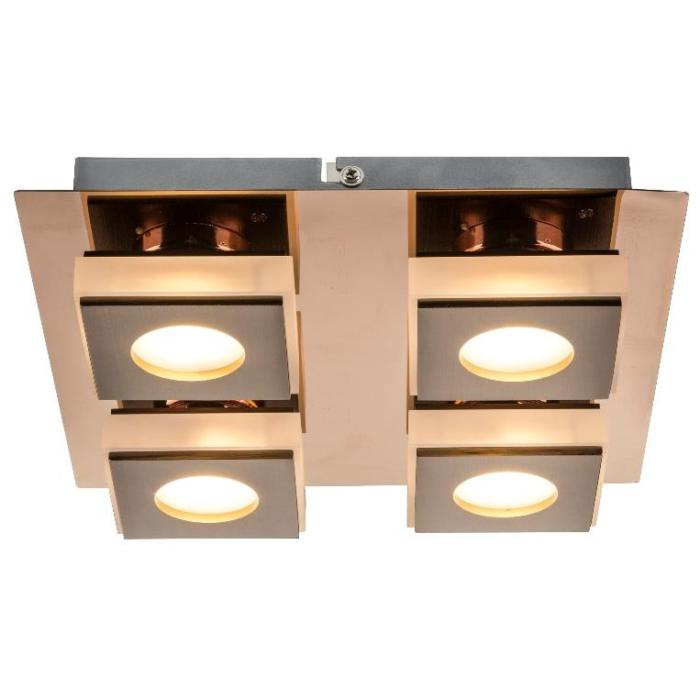 Потолочный светильник Globo 49403-4, LED, 5 Вт потолочный светодиодный светильник globo 49403 1