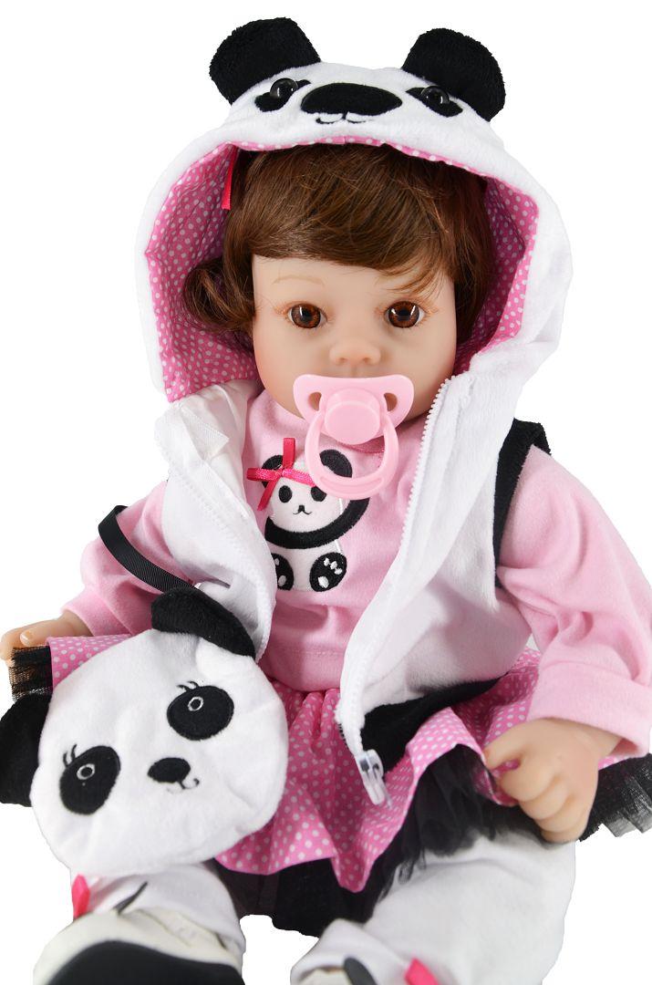 Кукла Baby's Joy 0701 качели family панды f 776