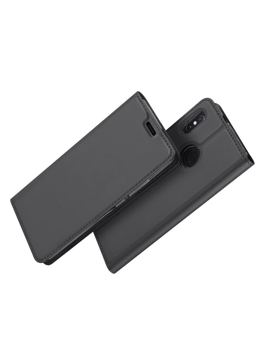 цена на Чехол для сотового телефона DUX DUCIS Xiaomi Redmi Note 5 PRO, серый