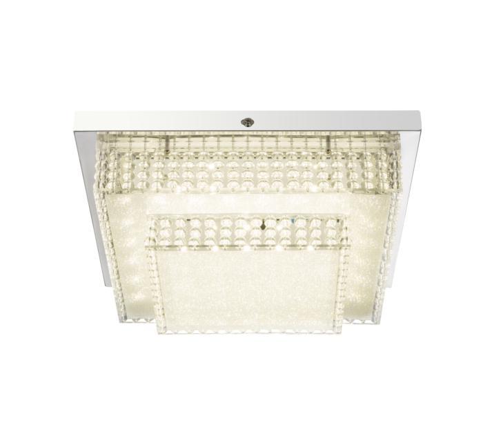 Потолочный светильник Globo New 48214-16, серый металлик цены онлайн